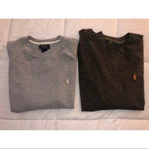 POLO RALPH LAUREN men's tops